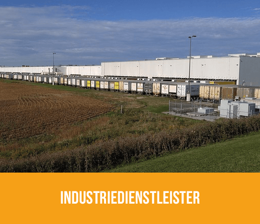 Industriedienstleister Branche MH&P Consulting